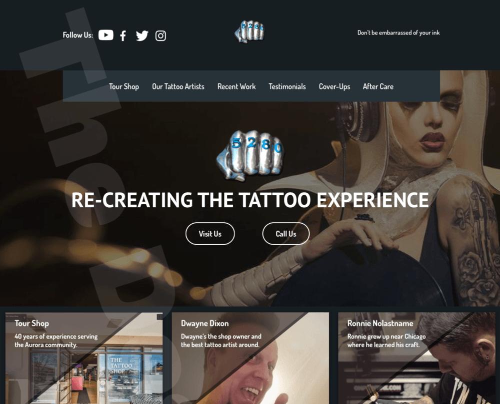 5280 Tattoo Shop