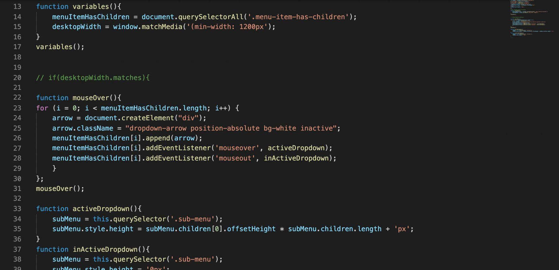 Brown-Surfing-Custom-Code-Examples-JavaScript