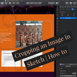 Cropping an Image in Sketch How to