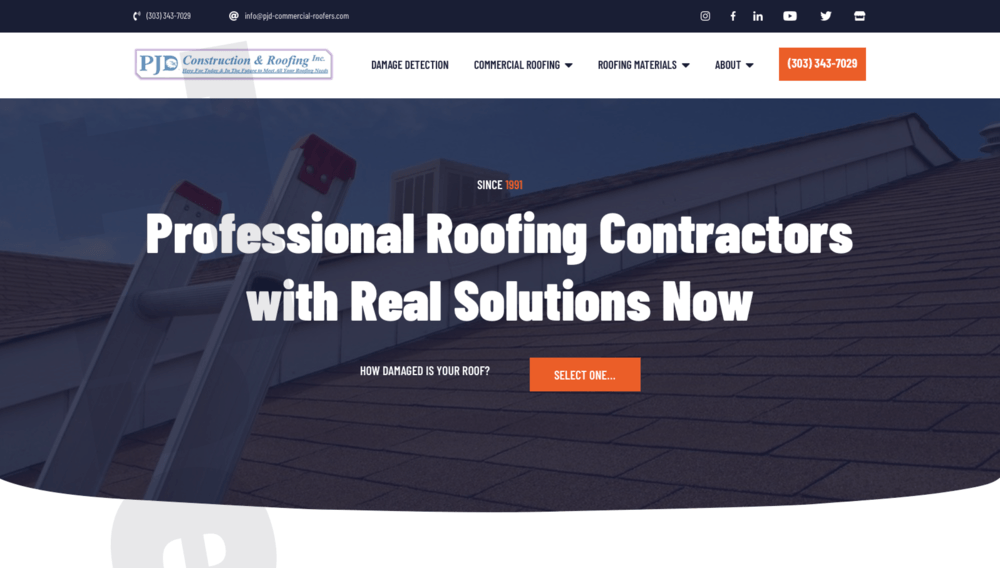 PJD Roofing Company