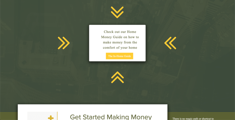 The Home Money Guide Affiliate Offer